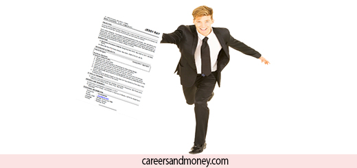 key components of a resume
