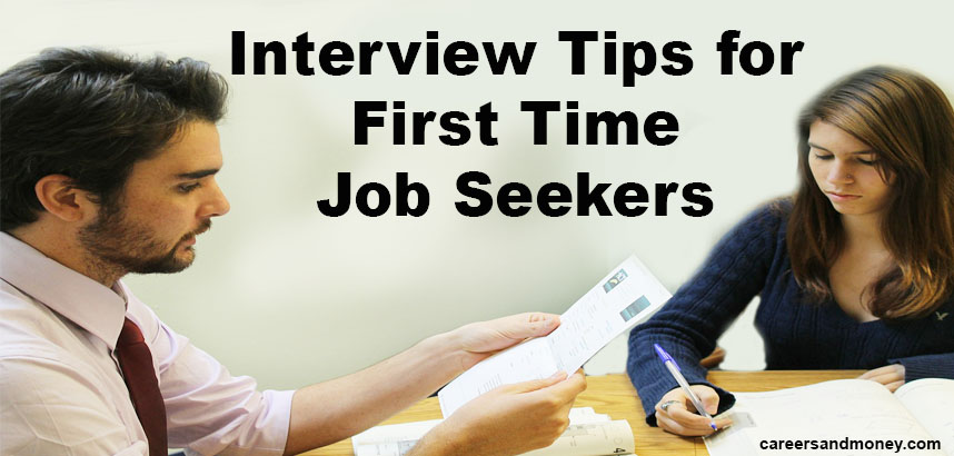 Careers And Money  First Job Interview