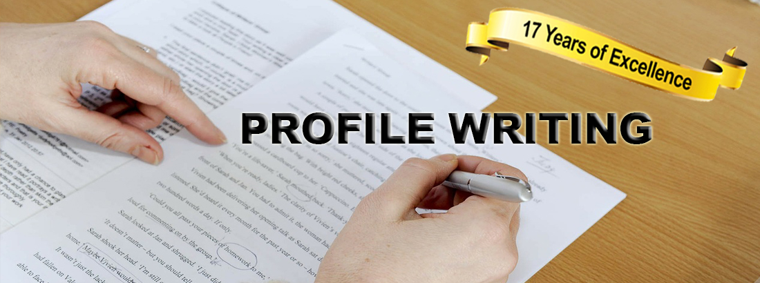 Profile Writing