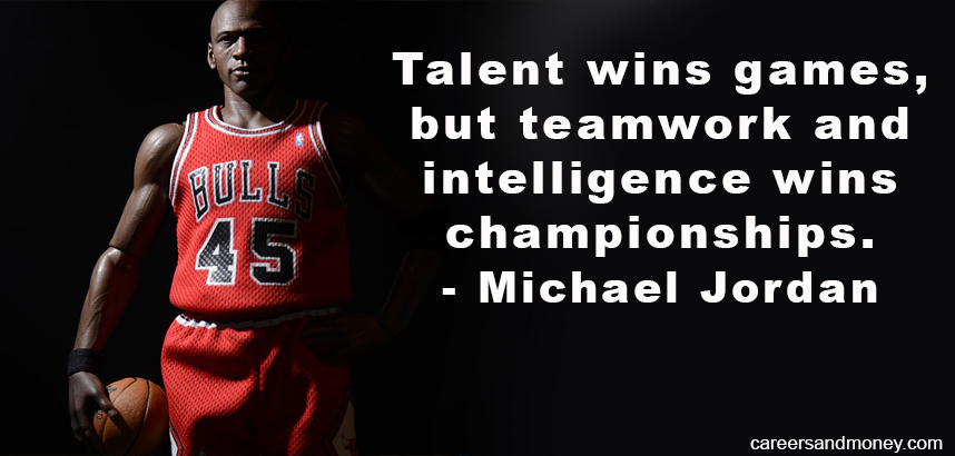 jordan quotes about teamwork