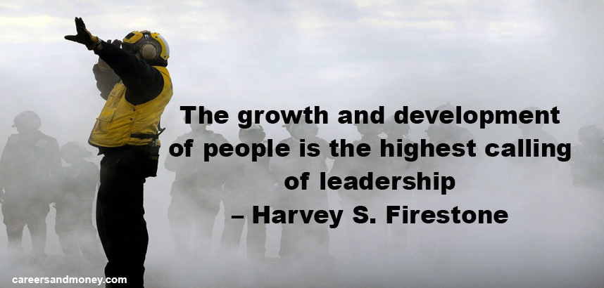 Inspiring Leadership Quotes