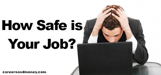 How Safe is Your Job?