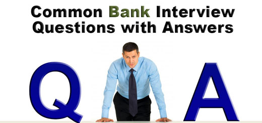 common bank interview questions   answers   careersandmoney com