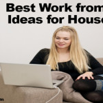 Best Work from Home Ideas