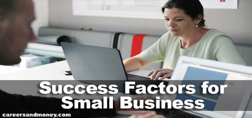Success Factors for Small Business