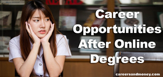 Career Opportunities After Online Degrees