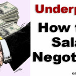 Underpaid and How to do Salary Negotiation