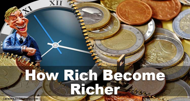 How Rich Become Richer