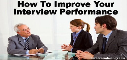 How to improve your interview performance