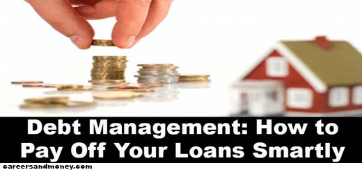 Debt Management And How to Pay Off Your Loans Smartly