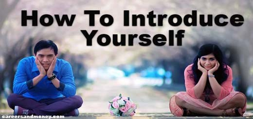 Tips To Introduce Yourself