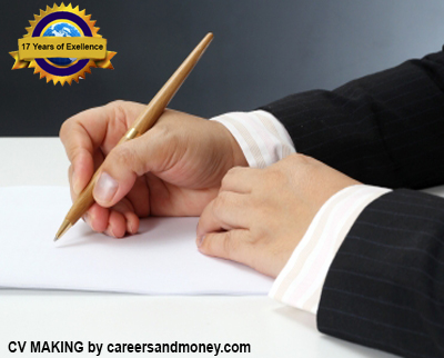 CV Writing Services Delhi NCR India