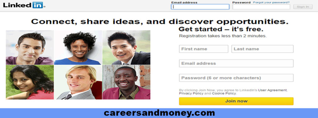 Ways and Steps Linkedin can help you find a job3