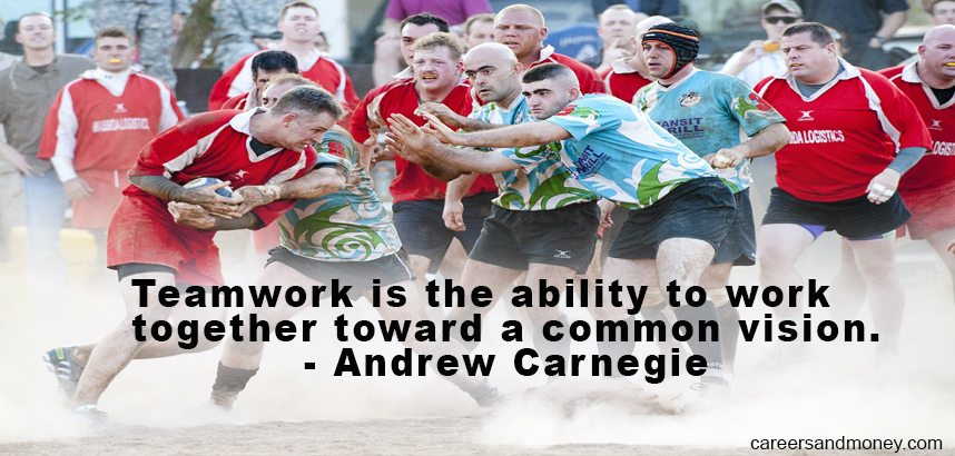 Team and Team Work Quotes