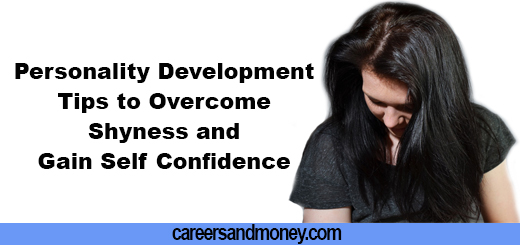 Personality Development Tips To Overcome Shyness And Gain Self Stunning Overcome Shyness And Build Your Self Confidence Quotes