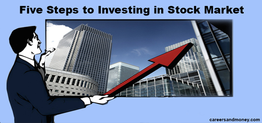 Five Steps to Investing in Stock Market