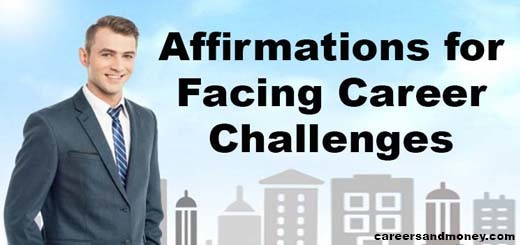 Affirmations for Facing Career Challenges