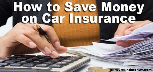 save money on auto insurance