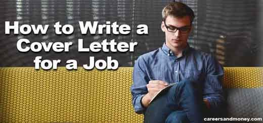 Writing a Cover Letter for Resume