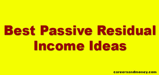 Best Passive Income Ideas