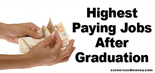 Highest Paying Jobs After Graduation