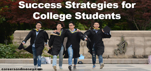 Success Strategies for College Students