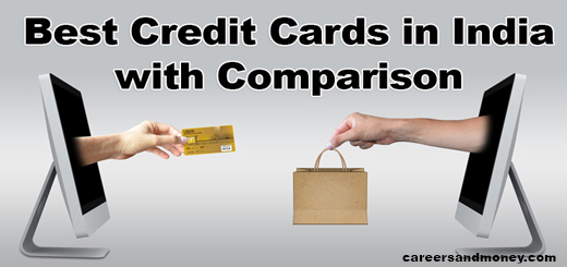 Best Credit Cards in India with Comparison
