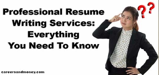 Professional Resume Writing Services Everything You Need To Know