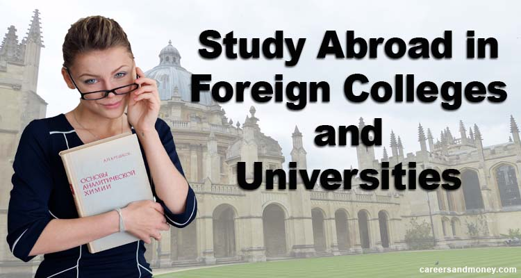 Study Abroad in Foreign Colleges and Universities
