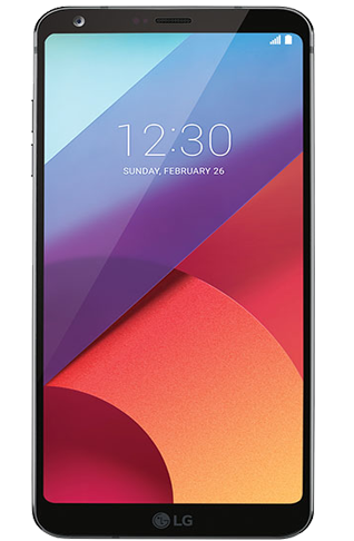 LG G6 Android Smartphone Alternative to iPhone X