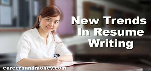 Economic and industrial scenario is changing every day, new job opportunities are coming up. So let us discuss the new trends in resume writing.