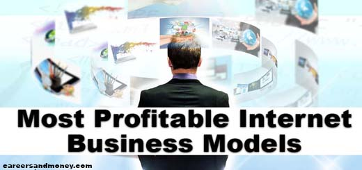 Most Profitable Internet Business Models