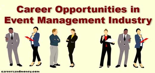 Career Opportunities in Event Management Industry