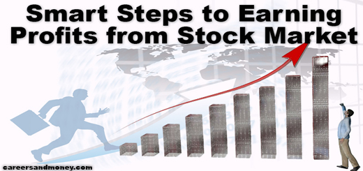 Smart Tips to Earning Profits from Stock Market