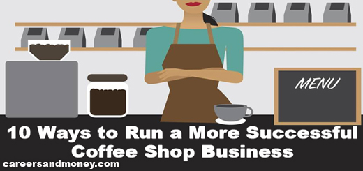 10 Ways to Run a More Successful Coffee Shop Business
