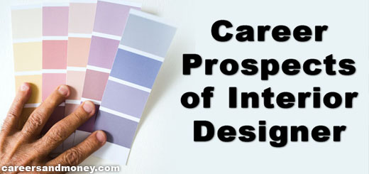 Career Prospects of Interior Designer