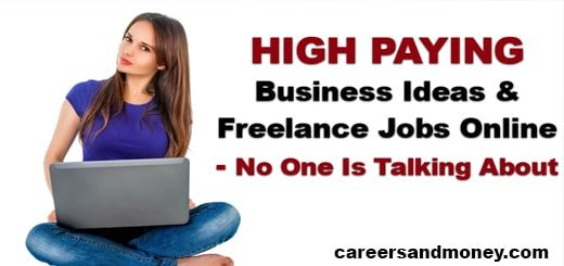 High Paying Online Business Ideas That Nobody Is Talking About