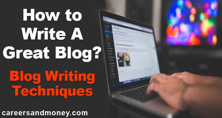 To create a great blog you need effective blog writing techniques. Here are blog writing techniques to produce awesome articles fast and you enjoy writing