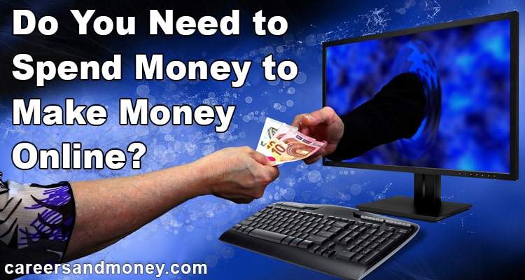 """Can I Make Money on Internet Without Spending Money? Well the answer is """"Yes"""". Theoretically, you do not need to spend money to make money online. Read on"""